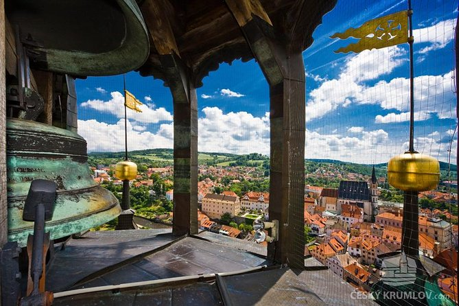 Cesky Krumlov Full day Trip from Prague