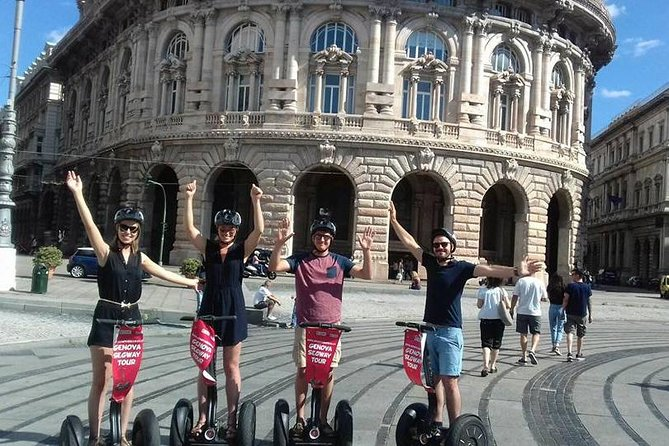 Segway Tour Via Del Campo photo 8
