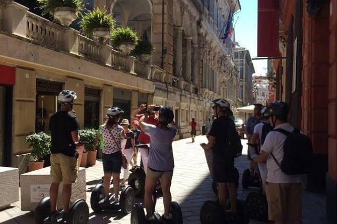 Segway Tour Via Del Campo photo 3