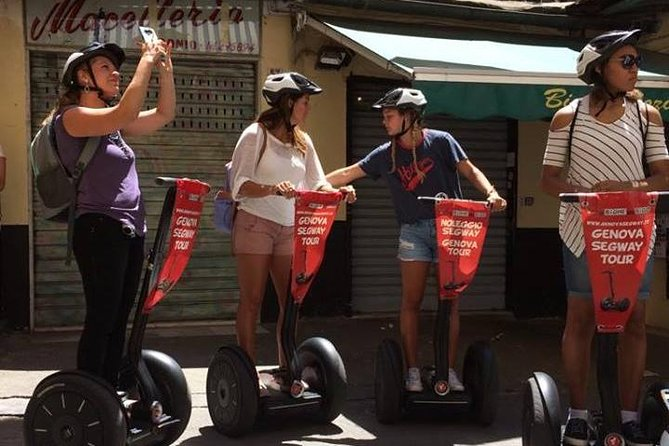 Segway Tour Via Del Campo photo 10