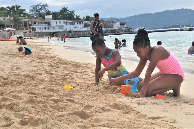 Day Trip: Doctor's Cave Beach, Margaritaville & Shopping from Montego Bay Hotels