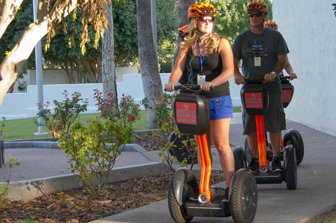 Scottsdale Segway Tours - 11am - 2 hours