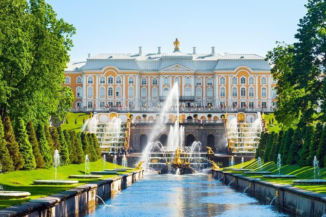 2-Day Shore Excursion with Catherine Palace and Peterhof Palace