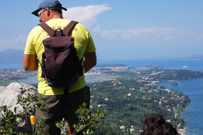 Achilleion Palace / Gastouri Mountain / Agia Kyriaki Chapel Hiking Tour