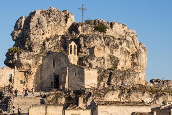 Matera and Alberobello Private Day Tour from Rome