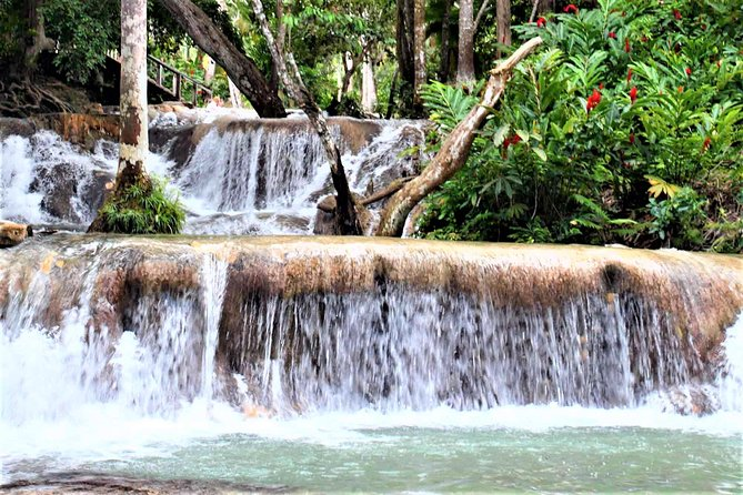 Blue Hole plus Secret Falls and Dunns River Falls Combo from Falmouth Hotels photo 16