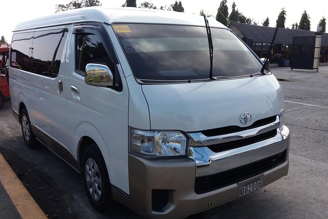 Kalibo Airport to Caticlan Jettyport Private Transfer