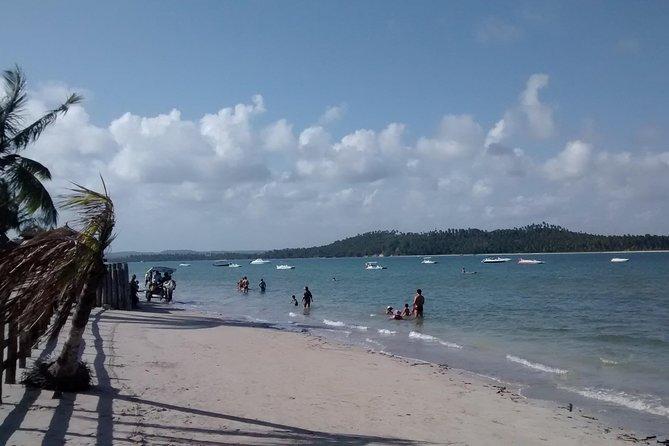 Traslado de partida da Praia dos Carneiros para o Aeroporto de Recife