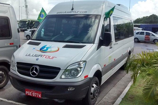 Traslado de partida: Porto de galinhas, Muro Alto ou Serrambi para o Aeroporto de Recife