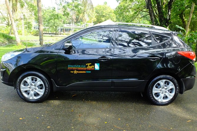 One-Way Airport Transfer from Nausori (Suva) Airport
