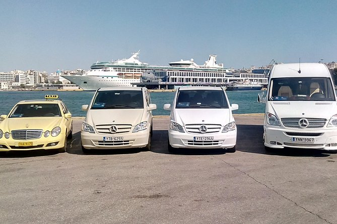 Athens hotel private transfer to Athens Airport (Night Shift 22:31PM-06:29AM) photo 3