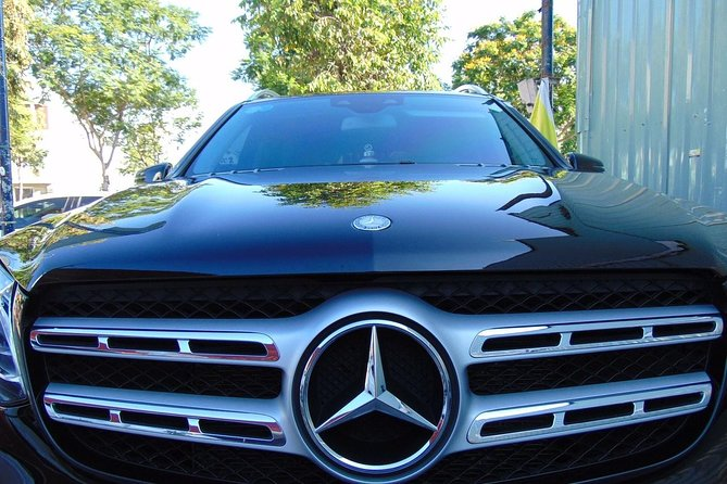 Pick up from Da Nang Airport or Train Station to Hoi An by Luxery Mercedes Car