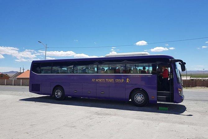 Tour Bus Service