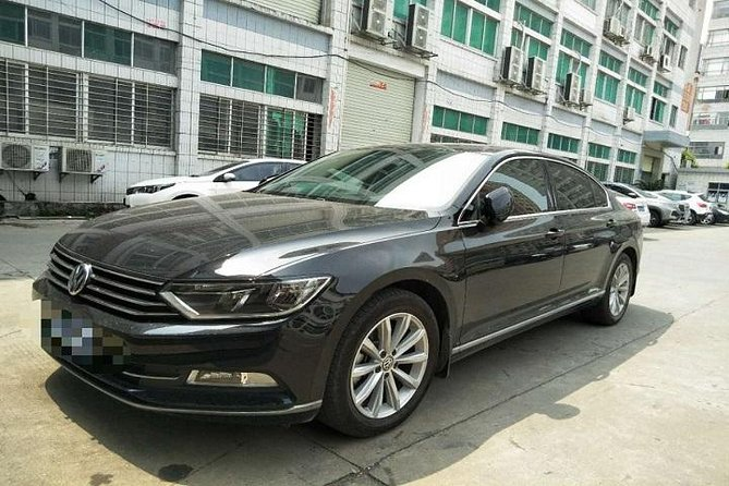 Xian Airport Private Transfer