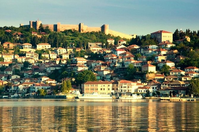 Private Transfer: Tirana to Ohrid