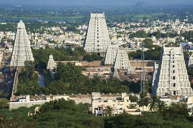 Chennai to Thiruvanamalai Transfer by Private Vehicle