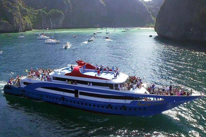 Krabi to Phi Phi Island Transfer by Ferry