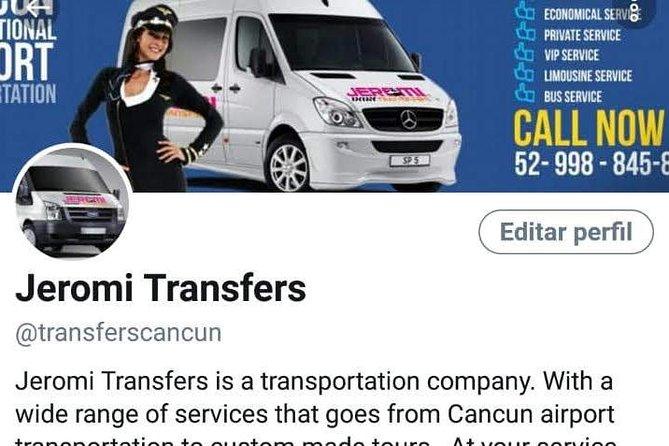 Cancun Airport Transfer to Cancun hotels