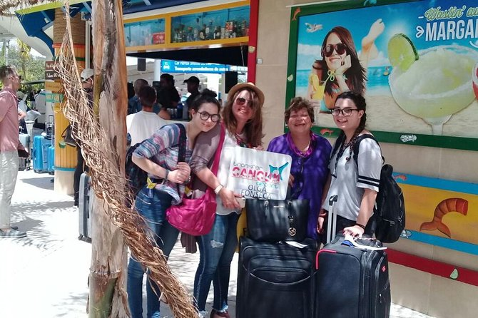 Private Transfer from Cancun Airport to Playa Mujeres Round Trip
