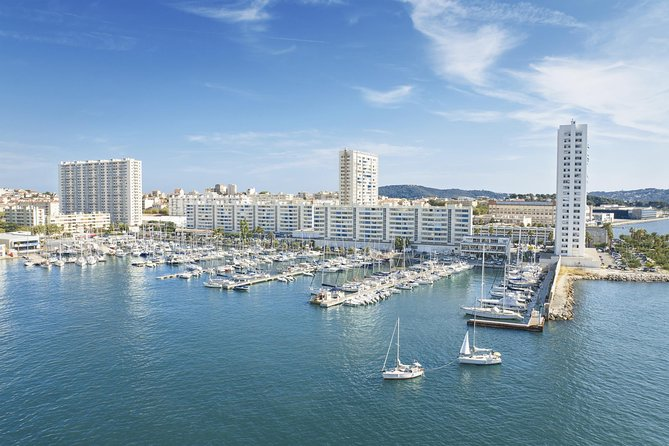 Private Transfer from Toulon Hyeres Airport to Mougins