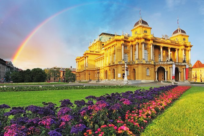 Zagreb City Tour with private transfer