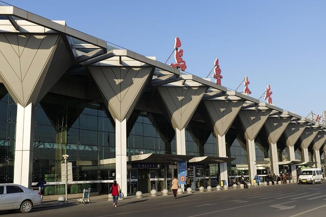 Private Urmuqi Airport Departure Transfer from City Hotels