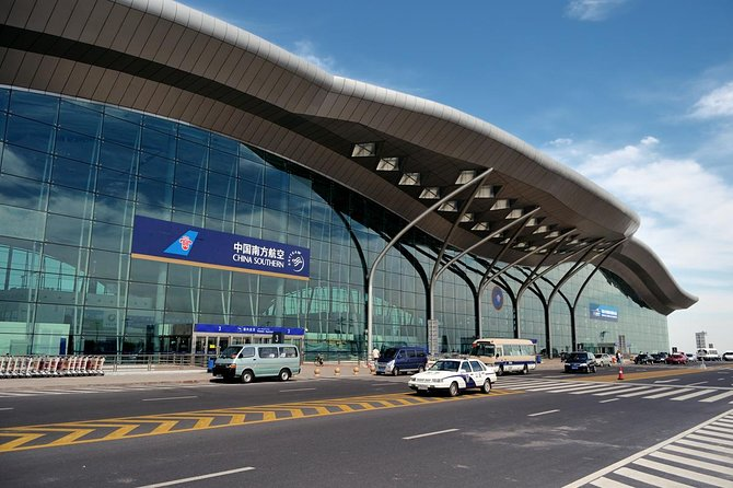 Private Arrival Transfer from Urumqi Diwopu International Airport to Hotel