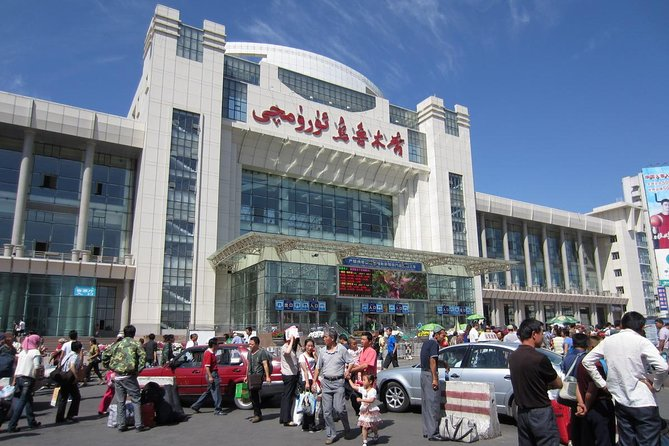 Private Transfer from Urumqi Railway Station to Hotel