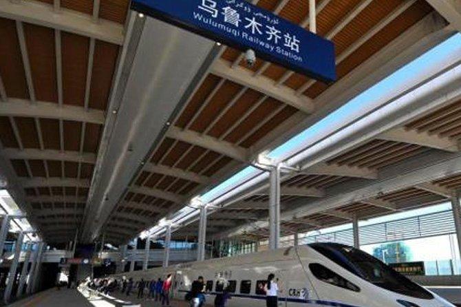 Private Urumqi Railway Station Transfer from City Hotels