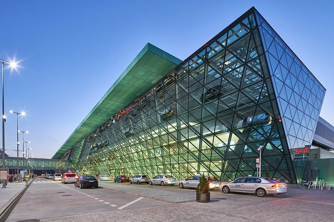 Private transfer to Krakow airport