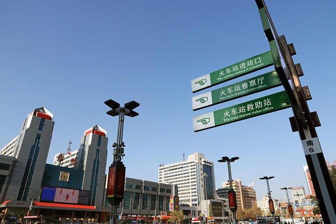 Private Transfer from Zhengzhou Railway Station to City Hotels
