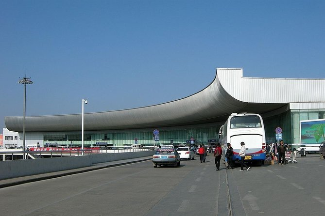 Private Zhengzhou International Airport Departure Transfer from City Hotels