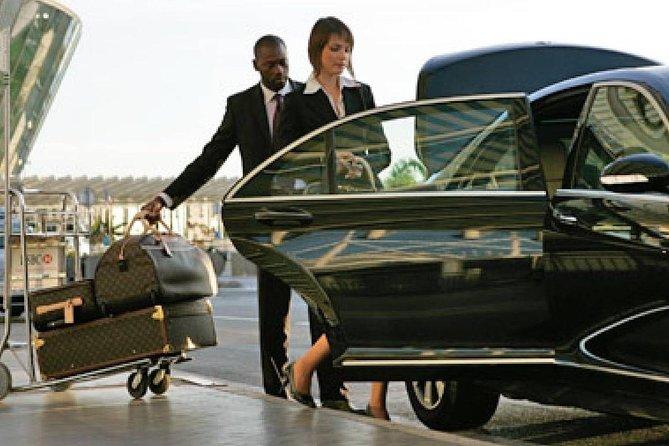Traslados privados en taxi al aeropuerto
