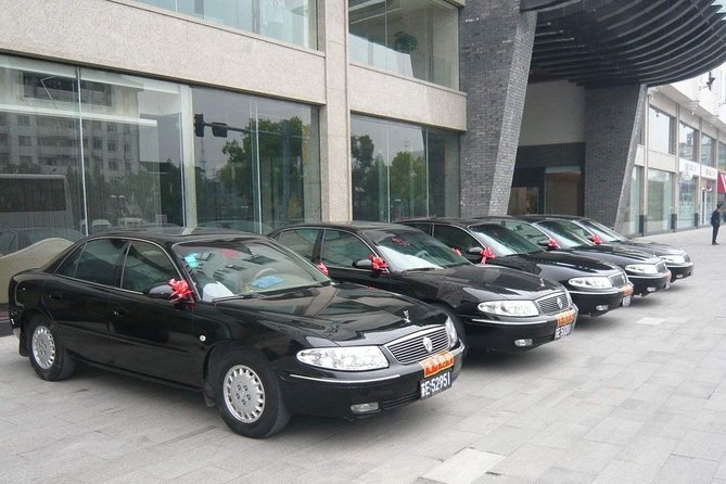 Private One Way Transfer to Zhengzhou from Yuntai Mountain photo 1