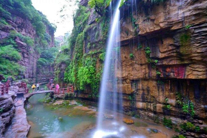 1-Way Private Transfer Service to Yuntai Mountain from Zhengzhou City