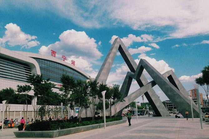Private Xining Railway Station Departure Transfer from City Hotels