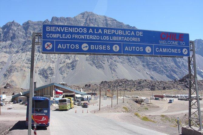 Traslado panorâmico particular de Mendoza a Santiago