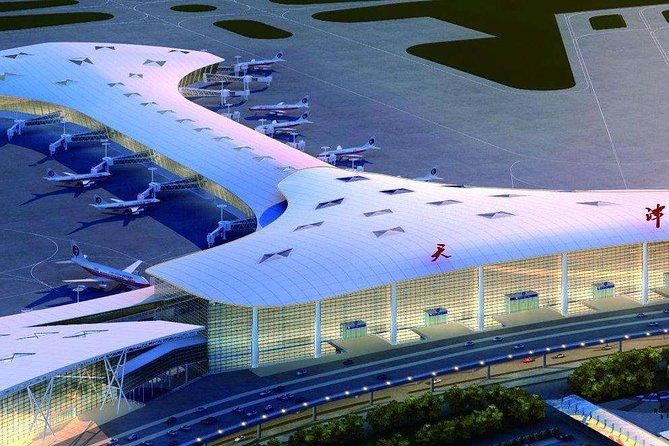 Private Tianjin Binhai International Airport Transfer to City Hotels