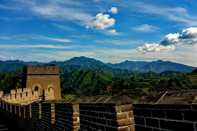 Tianjin Private Round-Trip Transfer to Huangyaguan Great Wall