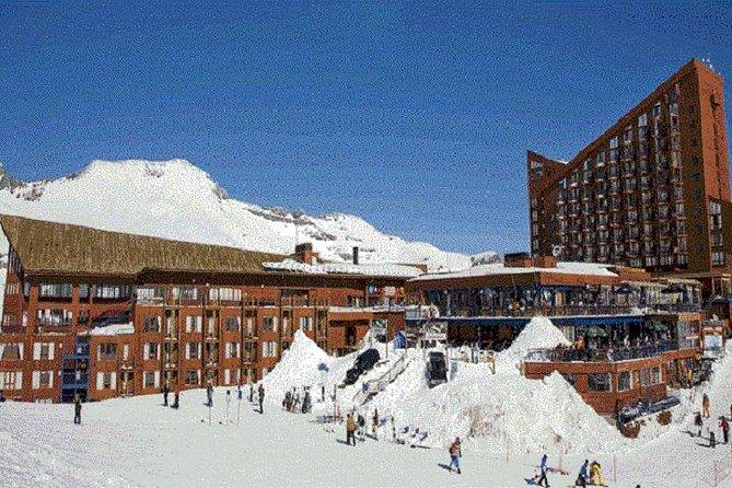 Santiago Hotel or Airport Arrival Transfer to Valle Nevado, Farellones, El Colorado or La Parva