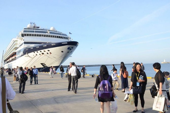 Private Tianjin Transfer to Xingang International Cruise Port from City Hotels