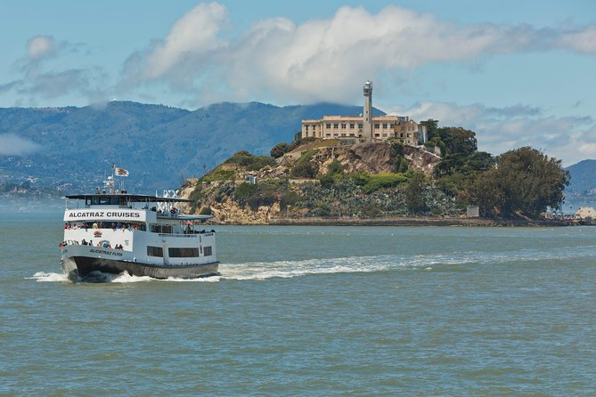Join the official Alcatraz tour even when it's sold out!