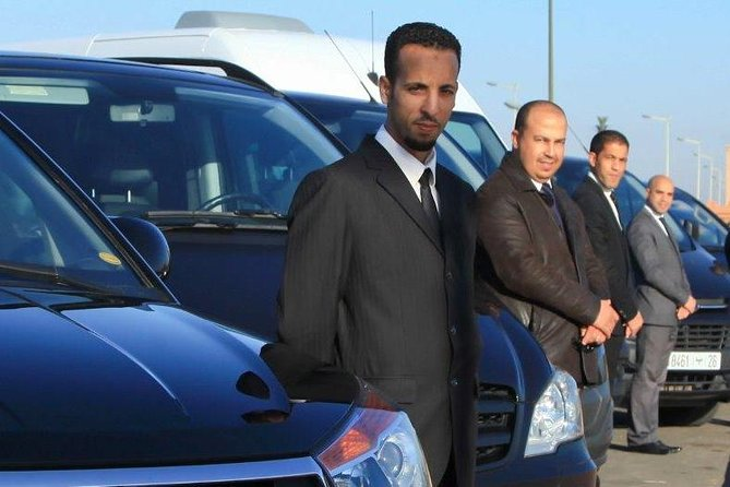Private Airport Round-Trip Transfer in Marrakech