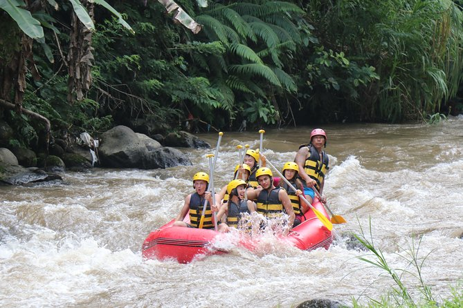 Bali White Water Rafting All Inclusive With Transportation and Lunch photo 49