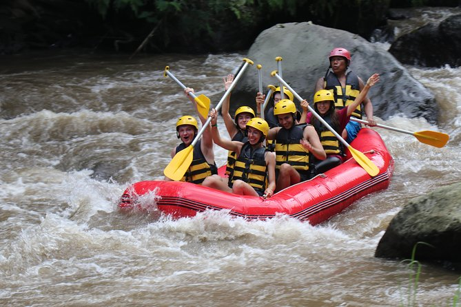 Bali White Water Rafting All Inclusive With Transportation and Lunch photo 30