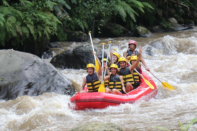 Bali White Water Rafting All Inclusive With Transportation and Lunch photo 4