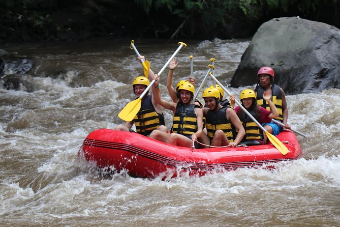 Bali White Water Rafting All Inclusive With Transportation and Lunch photo 46