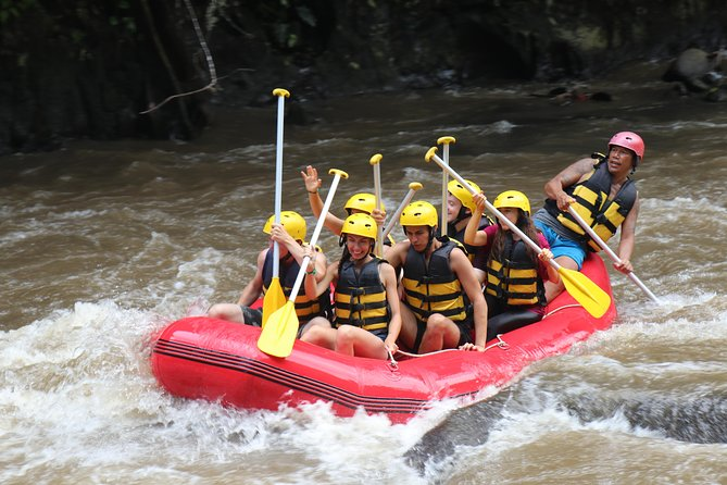 Bali White Water Rafting All Inclusive With Transportation and Lunch photo 24