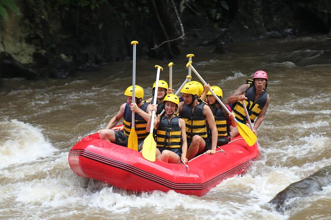Bali White Water Rafting All Inclusive With Transportation and Lunch photo 25