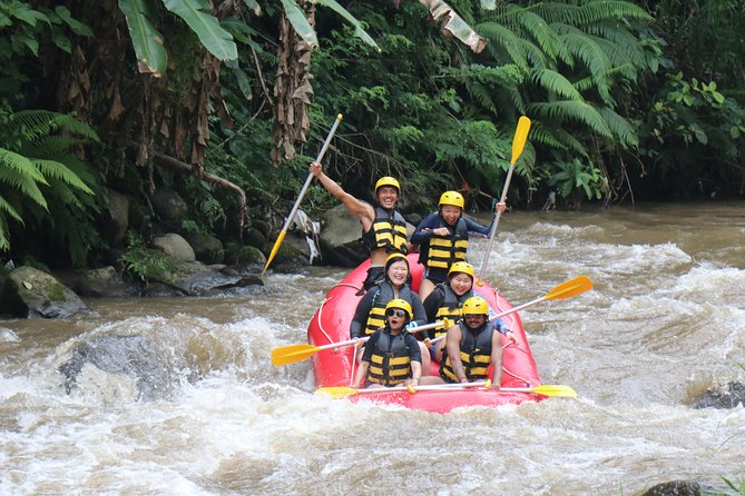 Bali White Water Rafting All Inclusive With Transportation and Lunch photo 2